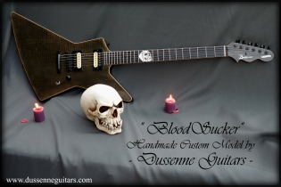 Dussenne Guitars BloodSucker