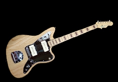 "Dussenne custom ""Jeffmaster"" model Jazzmaster"